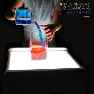 mesa liquidos color
