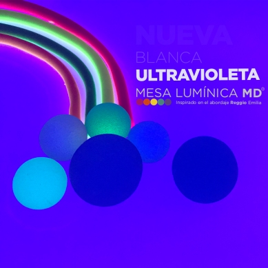 Ultravioleta arcoiris